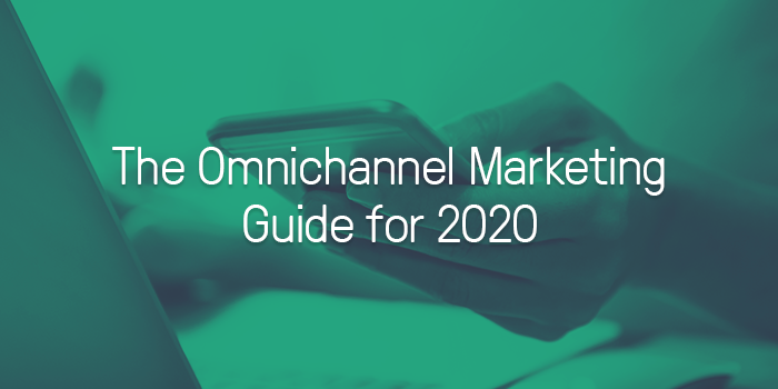 cover image for the Omnichannel guide of 2020