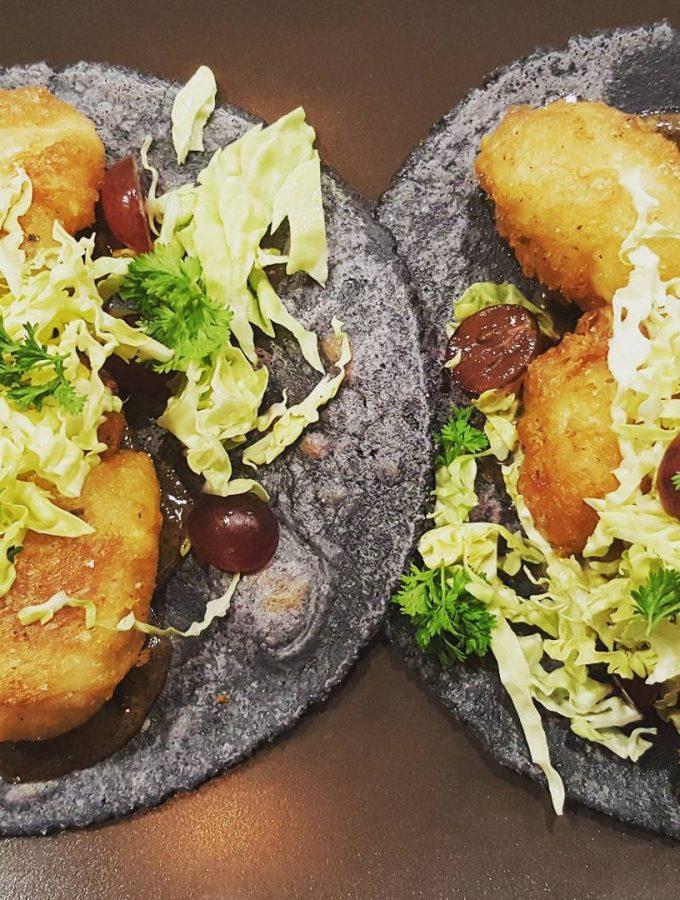 Crispy fish tacos. Another #amazing item at Taco Maria.