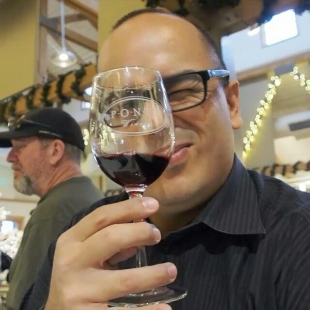 From a little pre-Christmas #winetasting trip to #temeculawinecountry.  #PonteWinery #Temecula #Winery #WineCountry #TemeculaWineries #SanDiego #NorthCounty #ExploreMore #redredwine #socal #TastingRoom #sangiovese #port #winelover #wino #vlogging #cabernet