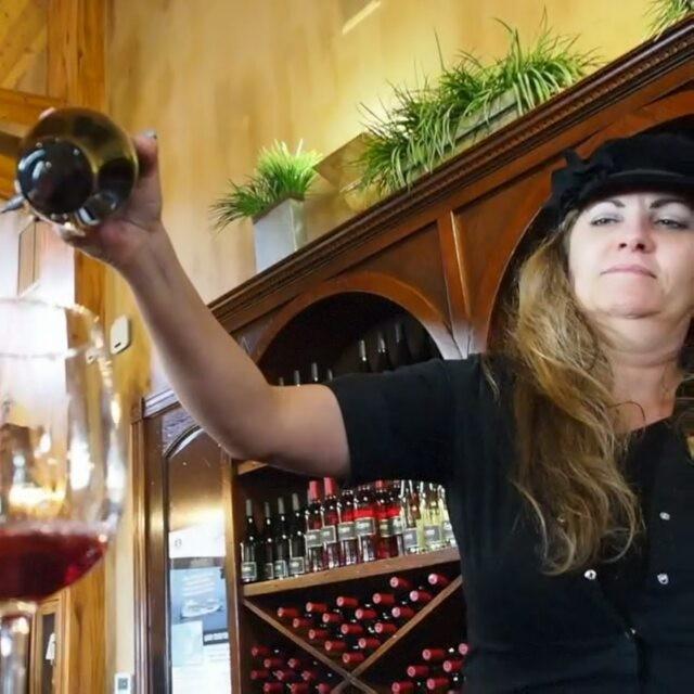 Wine Tasting at Leoness Cellars in Temecula