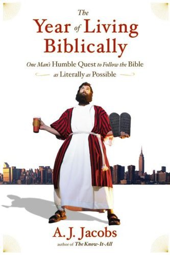 The Year of Living Biblically completed