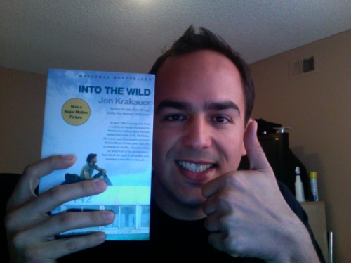Into The Wild completed