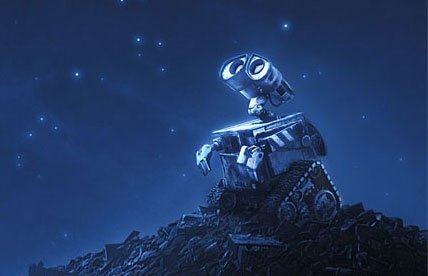 Great review about Wall-E.