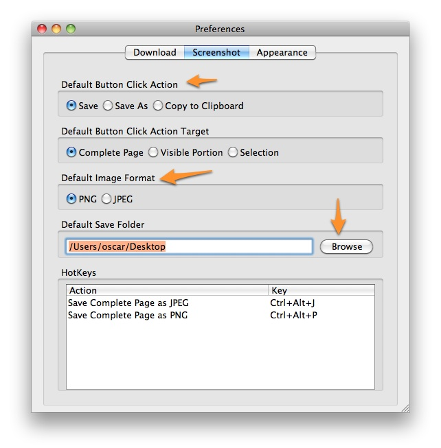 Screenshot Pimp by Konverts, screenshot addon for Firefox
