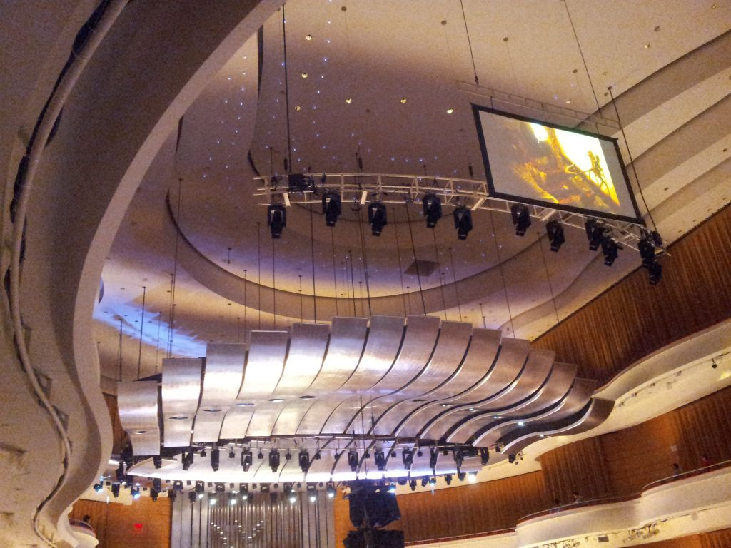 Ceiling Concert Hall