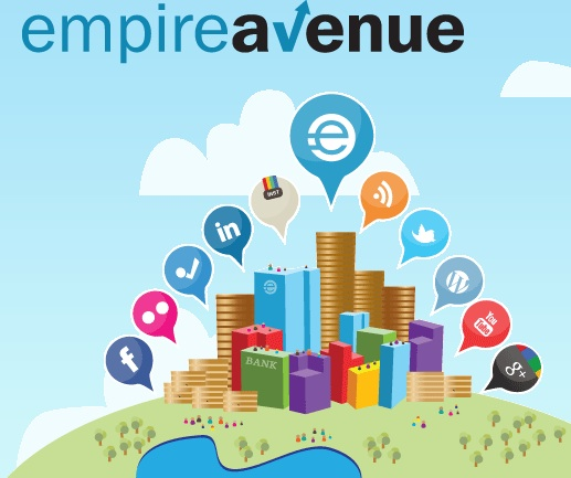 Empire Avenue The Social Stock marketplace