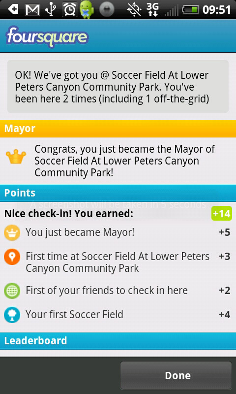 Loving Foursquare, as I Rediscover Irvine, the City I Live in