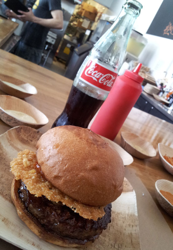 The Burger Review: Umami Burger Costa Mesa location