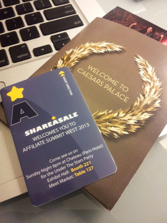 Shareasale Key Card #ASW