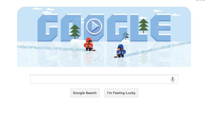 Google Doodle Frank Zamboni Playable Game