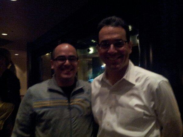 Picture of Oscar Gonzalez & Daniel Pink