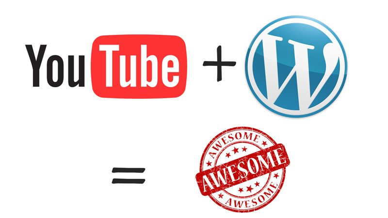 Posting Youtube Videos to WordPress