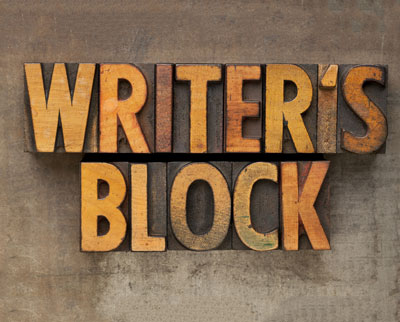 Writer's Block be Gone! 8 Unusual Tips for bloggers
