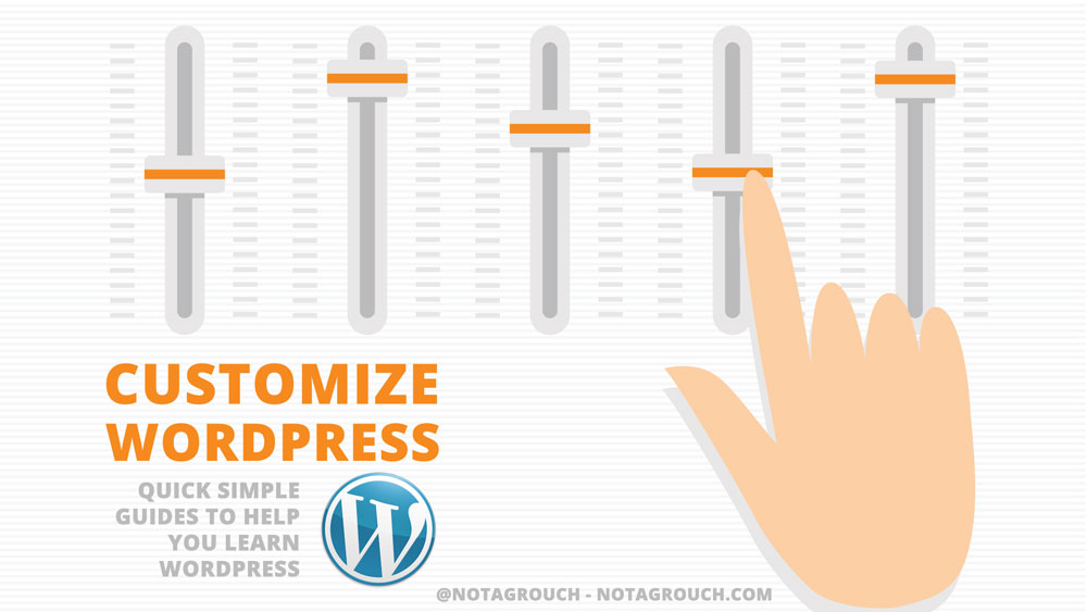 How to Customize the Menus on your WordPress website