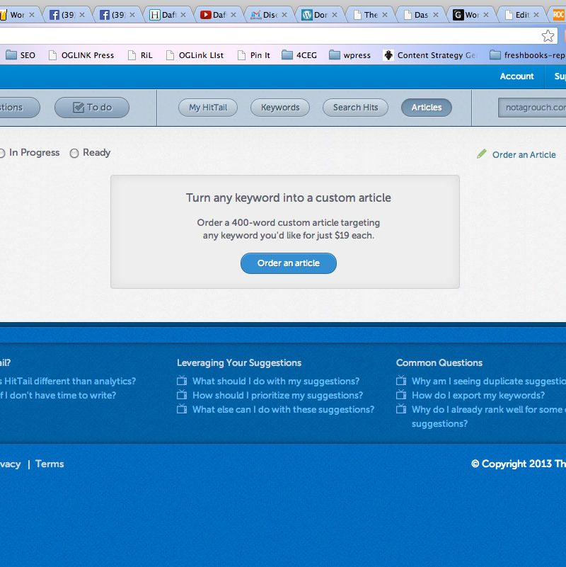 Confused about SEO? Get Hittail – hittail seo review