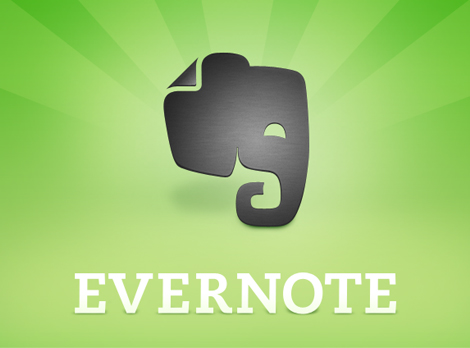 Remember things forever with Evernote