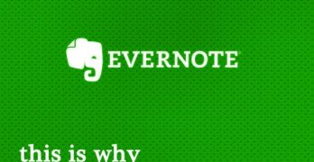 I call it my second brain. This is why #evernote is awesome