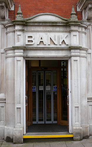 bank photo