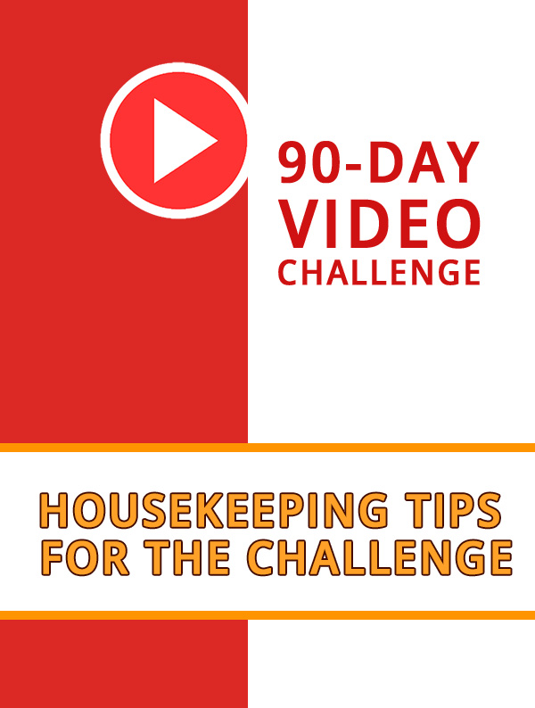 Housekeeping Routines –  Tip #1 to Help You Win the Challenge