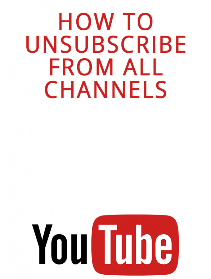 How To Reset Your Youtube Subscriptions