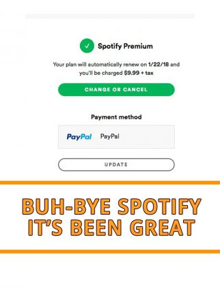Why I Quit Spotify and You Should Too If You Want to Get More Done