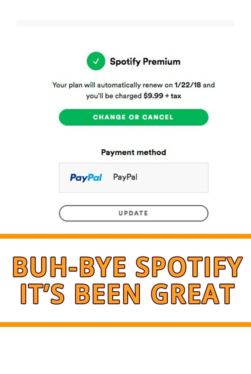 I Quit Spotify. You Should Too If You Want to Get More Done