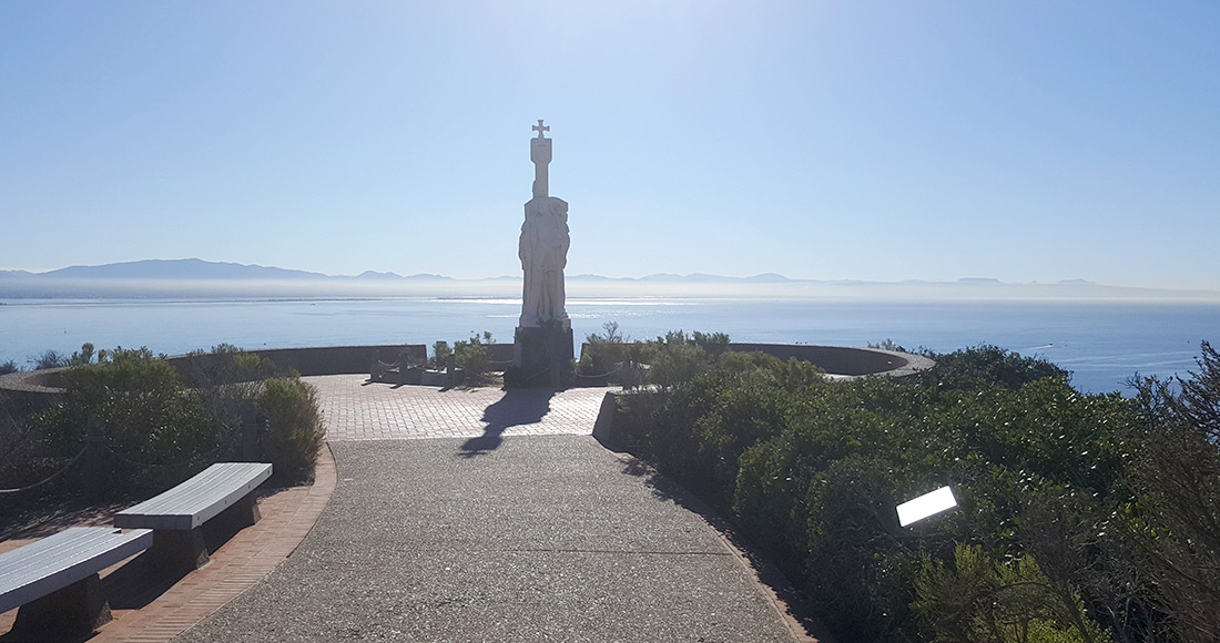 Juan Rodríguez Cabrillo Statue