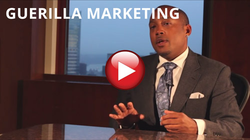 How to do Guerilla Marketing by Daymond John