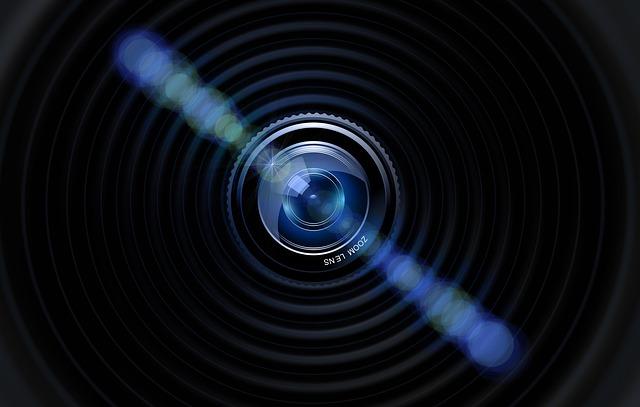 recording photo