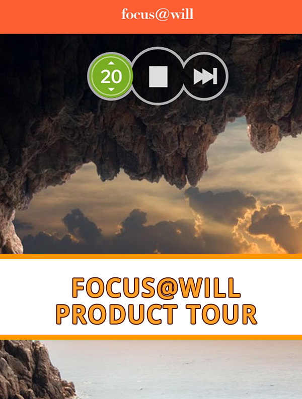 Focus at Will, Music to Improve your Productivity