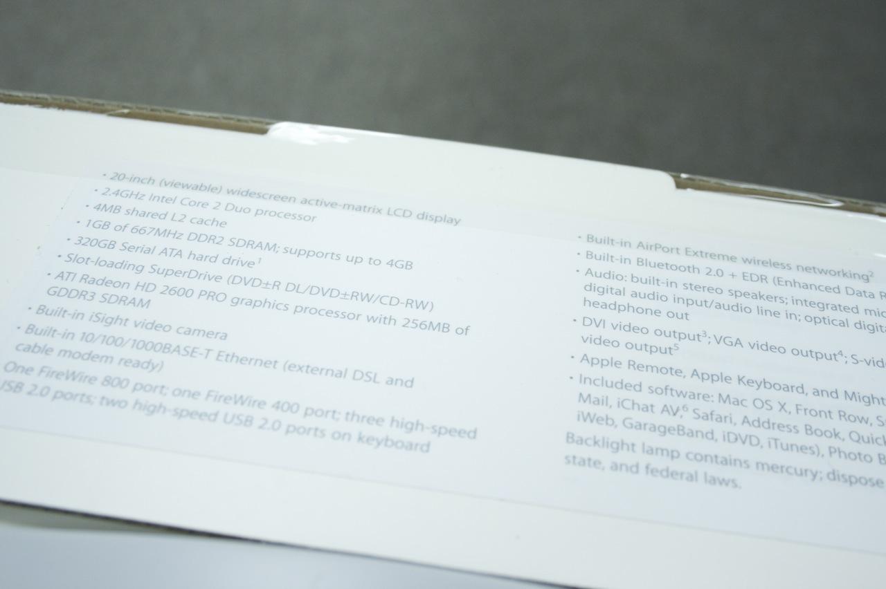 imac-specs-on-box