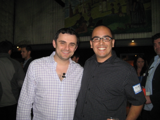 Gary Vaynerchuk and me