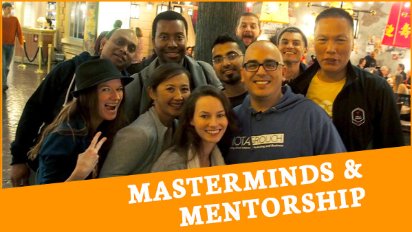 Masterminds and Mentorship