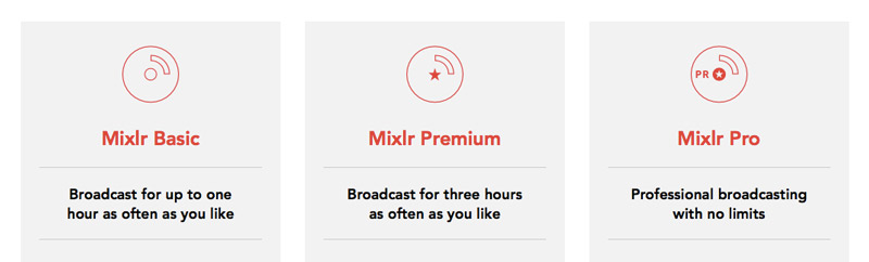 mixlr-pricing