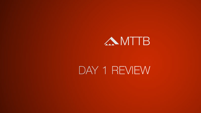 My Top Tier Business Review – Day 1