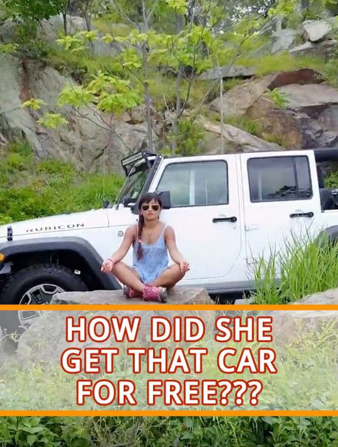 How Did Rossana Tello Get a Free Car?