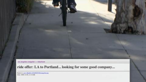 Joe gets a bike