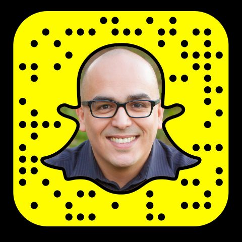 Oscar Gonzalez on Snapchat