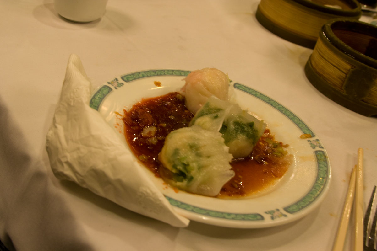 Three Dumplings