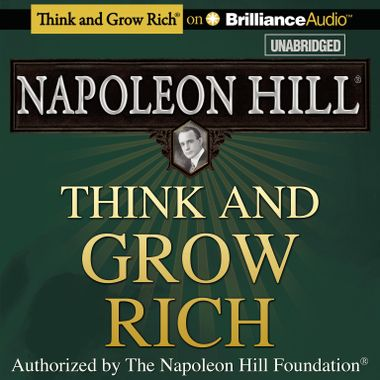 Think and Grow Rich for my Book Club Jumpstart.