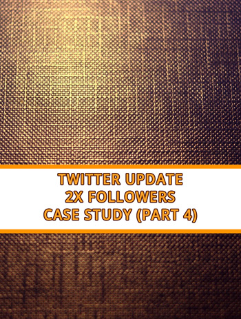 Twitter Growth Case Study Gutenberg and Random Eyebrows.