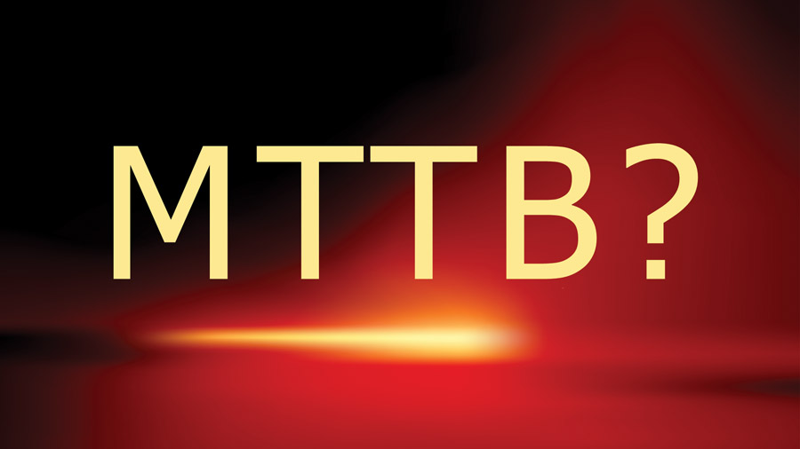 What does MTTB stand for?