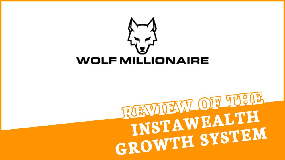 Cover for the review of the Wolfmillionaire system