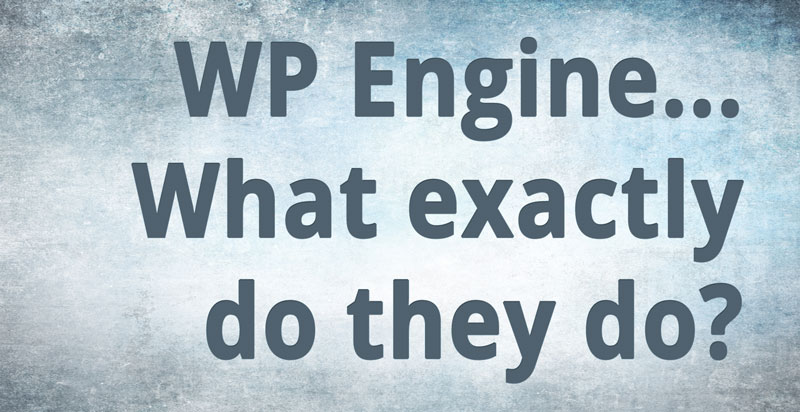What Does WP Engine Do? with Ben Metcalfe [video] #ASW14