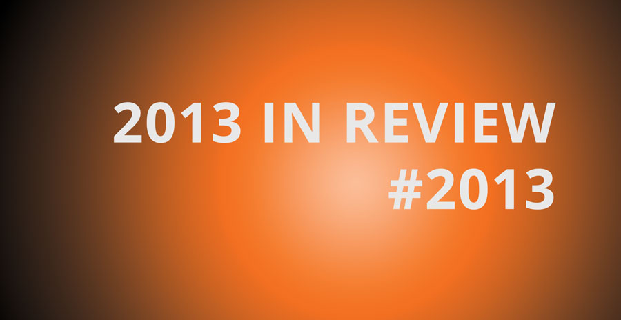 2013 In Review for me