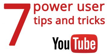 7 Tips and tricks for Youtube power-users.